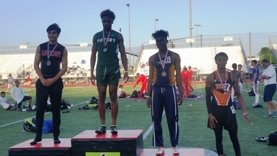 Kenny Jackson qualifies for regionals
