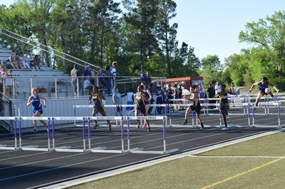 2017 Hallsville Meet Action Photos